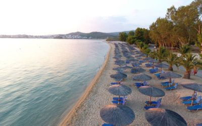 Blue Flags: Halkidiki ranks Greece's #1