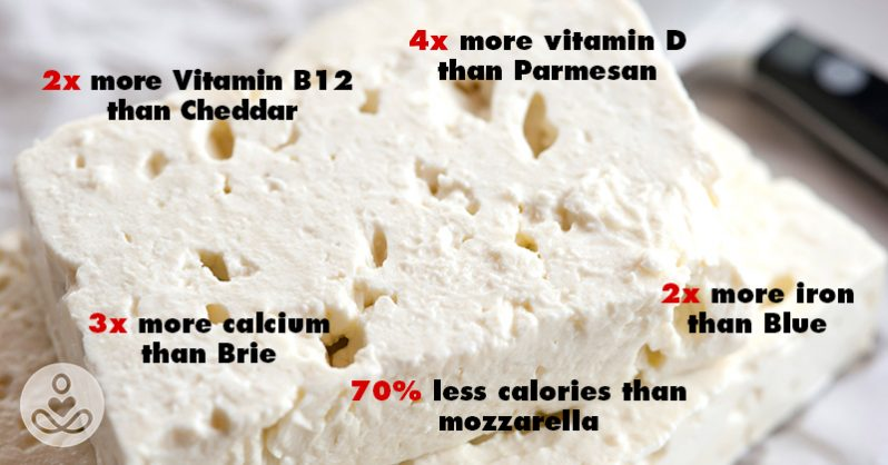 Feta: The World's Healthiest Cheese That Nobody Talks About